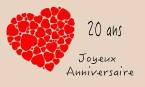 carte-anniversaire-mariage-20-ans-coeur